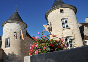 The gates to the town of Chablis (89)