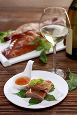 Duck and Goose Roast in the Cantonese Style - Chablis Wines