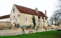Priory of Saint Cosme in Chablis