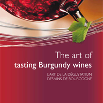 The art of tasting Bourgogne wines