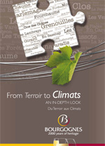 From Terroir to Climats - to find out more - English version