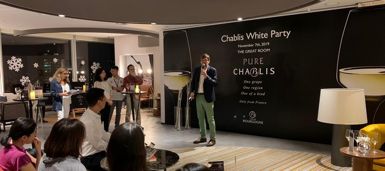 Chablis White Party, Winter edition